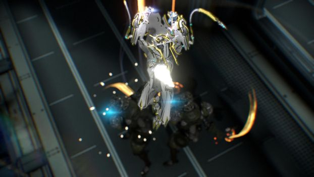 Attack From Above by pixelperf3ct