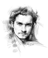 orlando bloom by claw0208