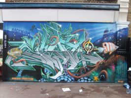 Ekto london 07 by ektograffiti