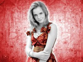 emma watson background 2 by CaptainSwanForever