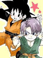 goten,trunks by epple-1