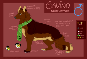 Gavino reference by americaneagIe