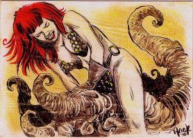 Red Sonja 16 by RobertHack
