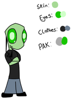 Rit: Color Ref by MochiFries