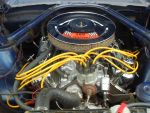 1965 Ford Mustang Engine by Brooklyn47