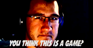 Markiplier - You Think This Is A Game by RossCuth