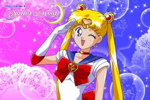 Sailor Moon Salute by catharsis98