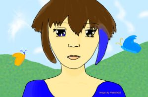 Crystal Competition Entry For LoveAnime321 by Natalie02