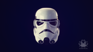 Stormtrooper by TheHundredHandedOnes