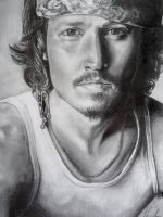 Johnny Depp by stargate4ever23