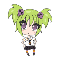 Mio - small chibi by Naomz