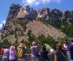 Mount Rushmore by Whovian178