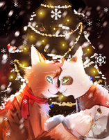 .:It's not Christmas without you:. CE by Bomb-Kat