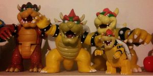 The Bowser Bunch by Catty-Mintgum