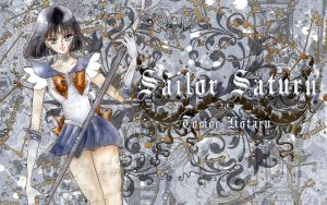 Sailor Saturn Wallpaper by Hallucination-Walker