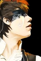Ryan Ross Colour. by threatened-angel