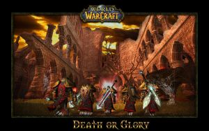 Death or Glory by schaten
