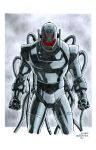 Classic Ultron by wardogs101