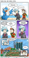 Pokemon ORAS: demo version (part1) by Kupomoty