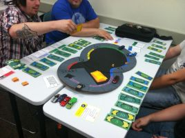 Motoropoly Custom Made Game by mjb1225