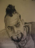 Vaas - Far Cry 3 by lifeaintfair-am