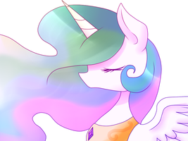Celestia by SophiaKawaii