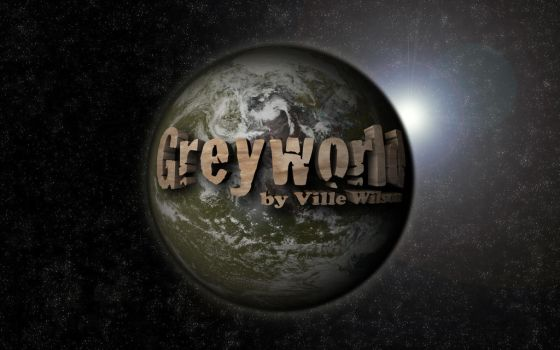 Project Greyworld preview01 by villewilson