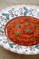 Red Risotto by neongeisha
