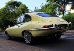 Classic Jaguar (E-Type) by CMHirst