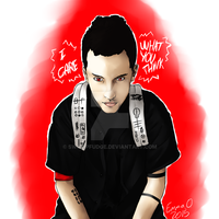 My Name's Blurryface by swampfudge