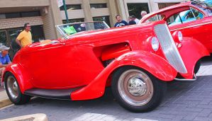 Ford Roadster II by StallionDesigns