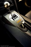 Gallardo Gearshift by notbland