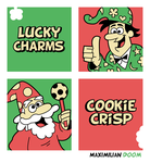 Cereal Wizards by MaxGraphix