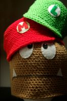 Goomba by rainbowdreamfactory