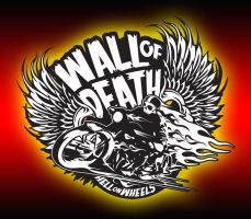 Wall of Death T-Shirt by Johnny-Sputnik