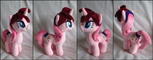 Plushie: Pony OC 4 - My Little Pony: FiM by Serenity-Sama