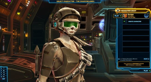 SWTOR: Pera'gon (Cathar) Trooper: Commando by MidnightPrime