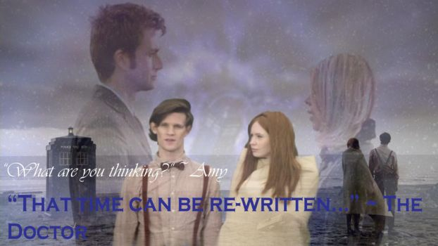 Time can be Re-written by Silentechorules
