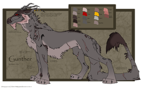 .: Gunther Ref Sheet :. by Dunkin-Prime