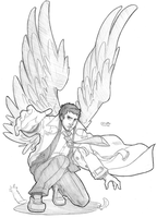 Commission: Bamf Cas by GI-Ace