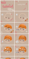 hair tutorial by yasumisu