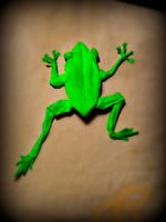 The Tree Frog by PrinceHorizon