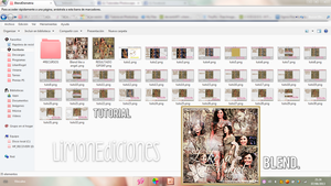 Tutorial listo! by LylyEditions