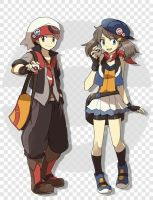 Pokemon Omega Ruby and Alpha Sapphire by Fanatic2015