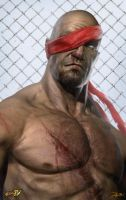 Sagat - Red Band Version by AdduArt