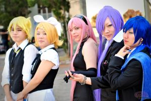 VOCALOID by cosplayculture