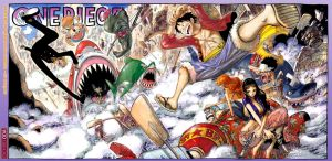 one piece 612 by klonepa
