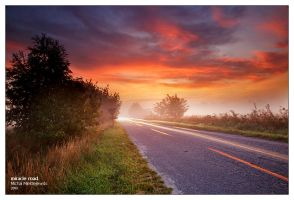 miracle road by werol