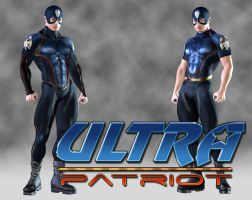 The Ultra Patriot by shaft73