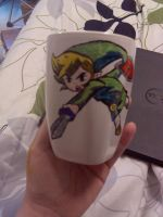 Legend of Zelda Link Mug by ddehnt1994